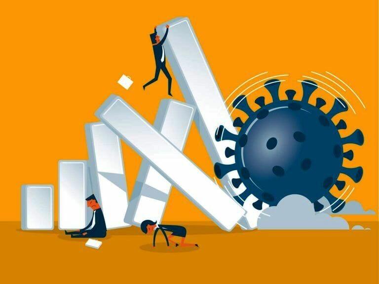 تأثیر کرونا بر قراردادهای اجاره املاک تجاری
